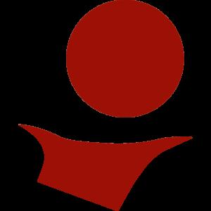 Impact Icon rot