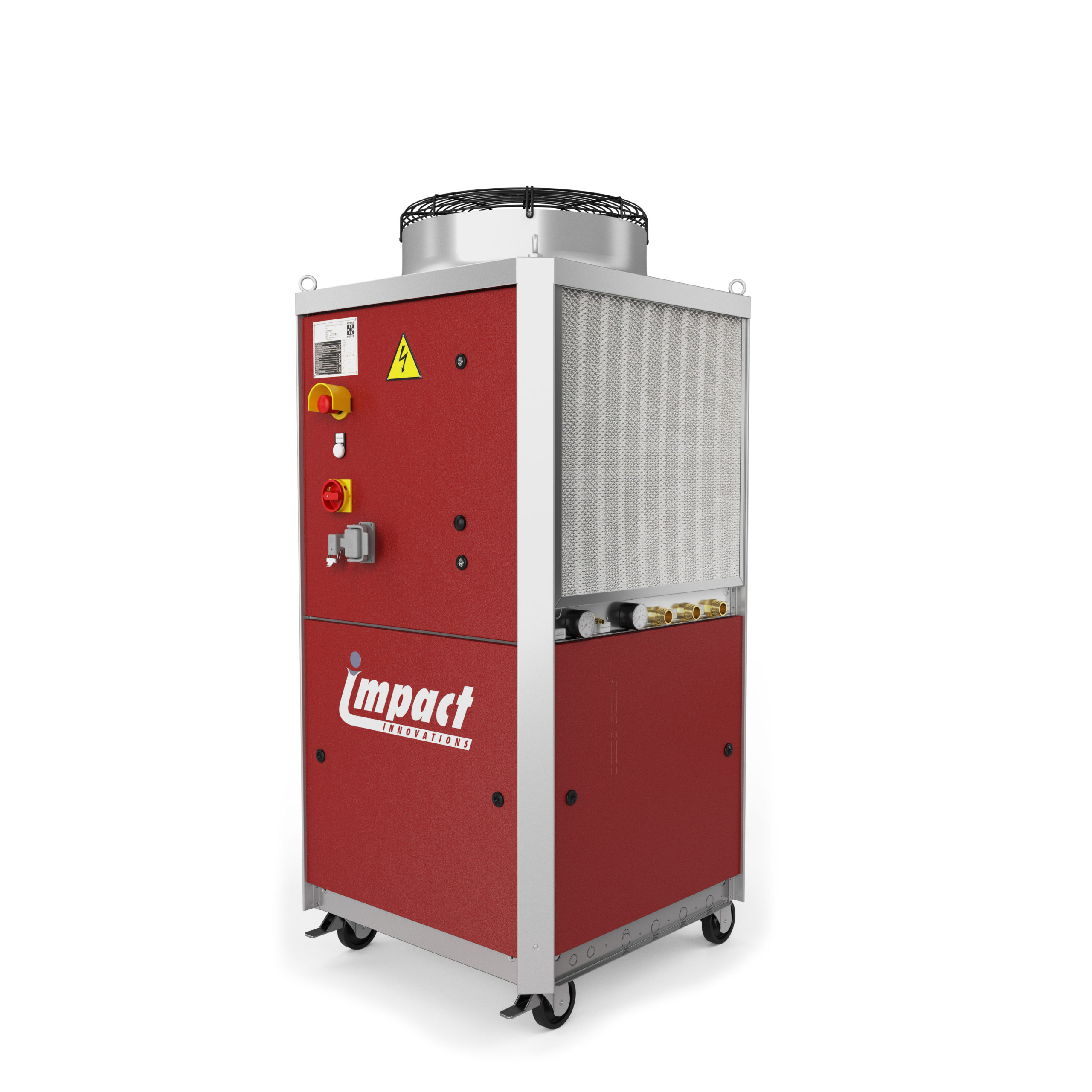 Impact Innovations Cold Spray Water Cooler