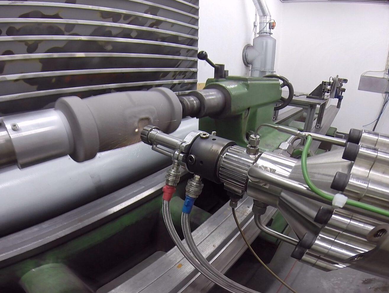 Additive gefertigte Gehäusekomponenten mit Kaltgas