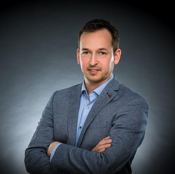 Portrait of Andreas Gropp