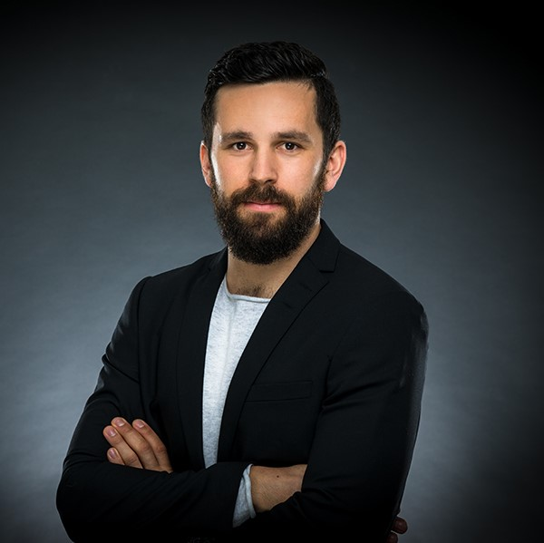 Portrait of Christian Bauer