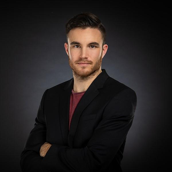Portrait of Christian Pfeiffer