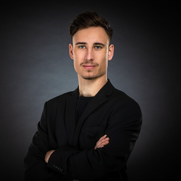 Portrait of Lukas Loidl