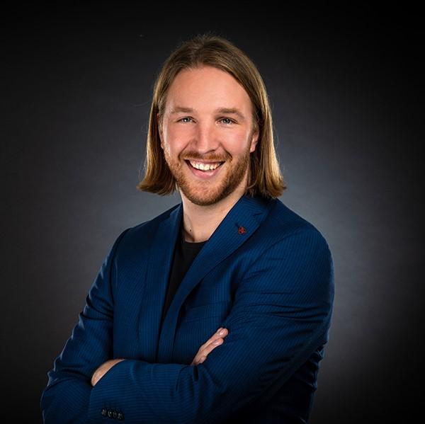 Portrait of Martin Lohmaier