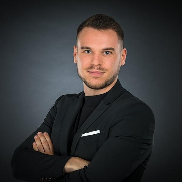 Portrait of Tobias Heider